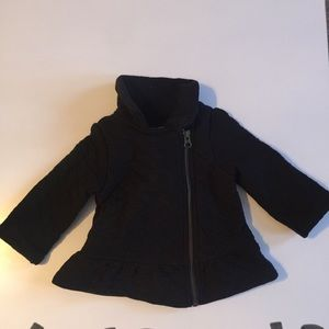 Gymboree black jacket